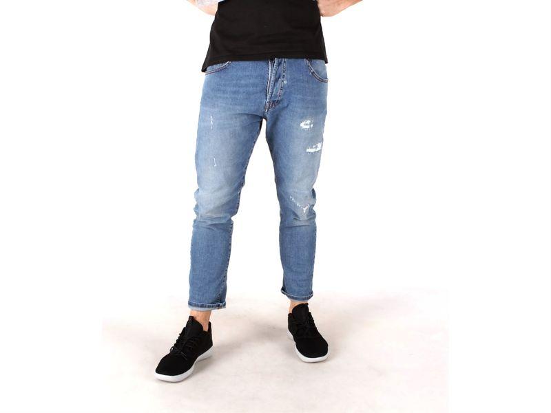 Image of Berna jeans uomo, 44, 46, 48, 52 Uomo, Negro