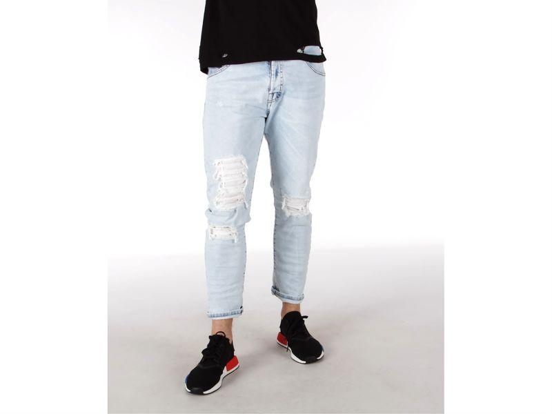 Image of Berna jeans uomo denim, 44, 46, 48, 50 Uomo, Negro