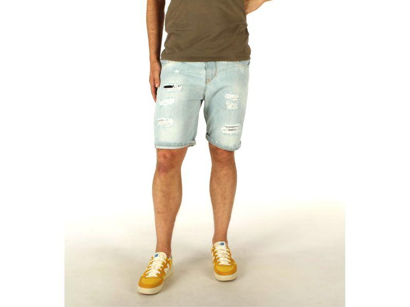 Image of Berna bermuda uomo jeans, 48, 50 Uomo, Negro