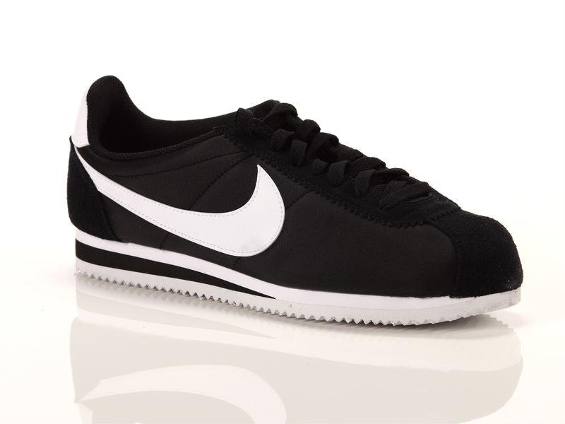 Image of Nike classic cortez nylon black white, 44, 44½, 45, 46, 40, 40½, 41, 42, 42½, 43 Uomo,
