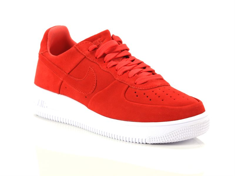 Image of Nike air force 1 ultraforce track red, 42 Uomo,