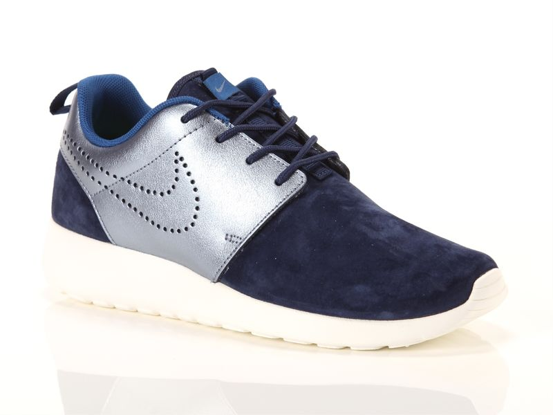 Image of Nike wmns roshe one prm suede navy, 36½, 40, 40½ Donna,