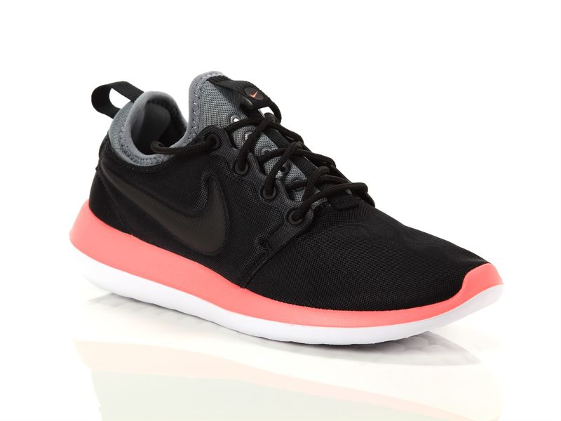 Image of Nike wmns roshe two black cool grey lava glow, 35½, 36, 36½, 37½, 38, 38½, 39, 40½ Donna,