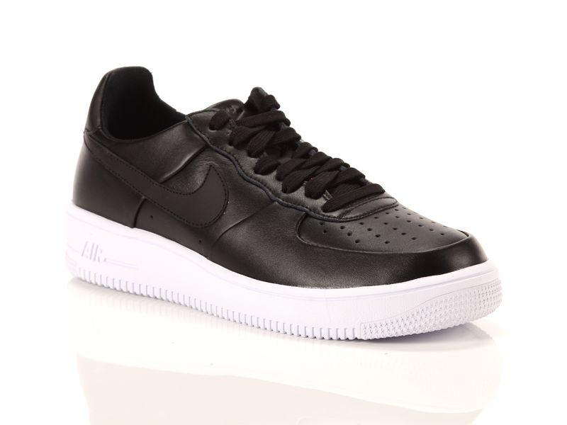 Image of Nike air force 1 ultraforce leather nere black, 44, 46, 40, 40½, 41, 42, 42½, 43 Uomo, NoirNegro