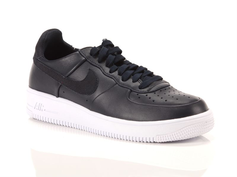 Image of Nike air force 1 ultra force leather dark obsidian, 41 Uomo,