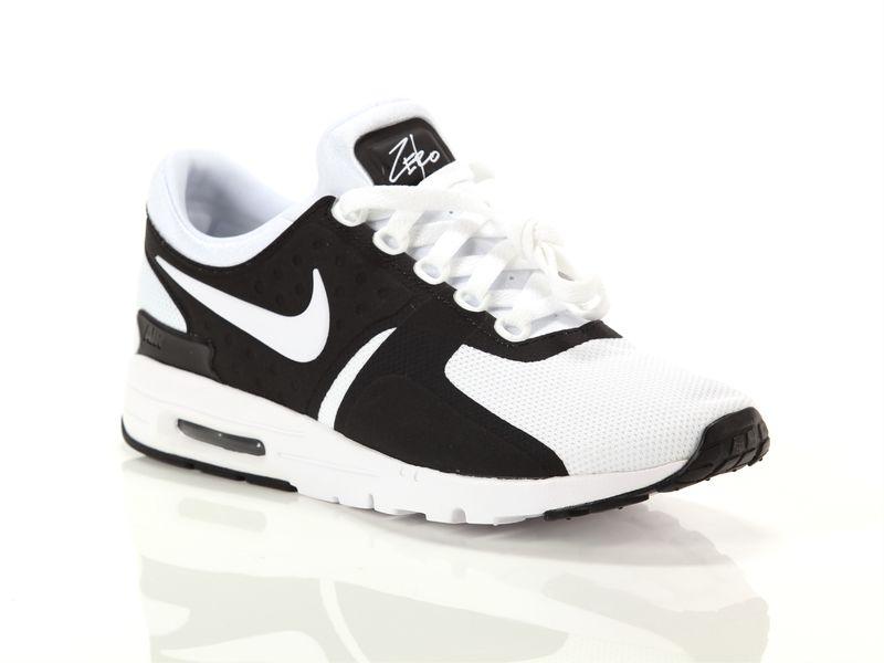 Image of Nike wmns air max zero black white, 36, 36½, 37½, 38½, 40½, 41 Donna, NoirNegro