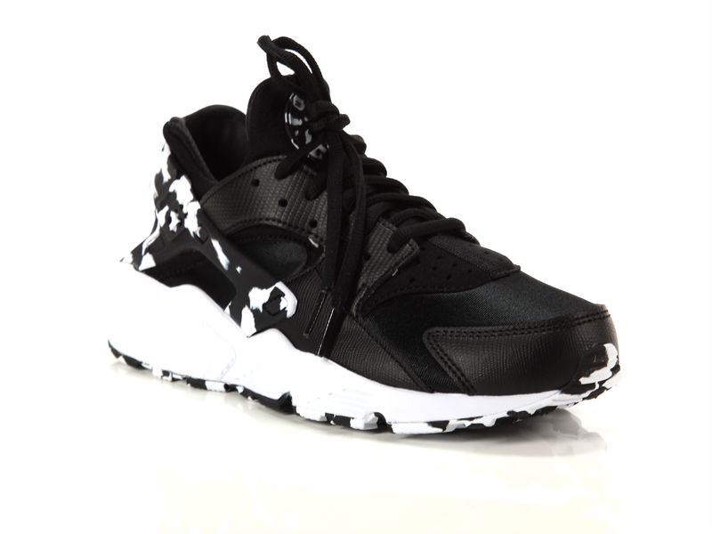 Image of Nike wmns air huarache run se black, 36 Donna, AzulBleu