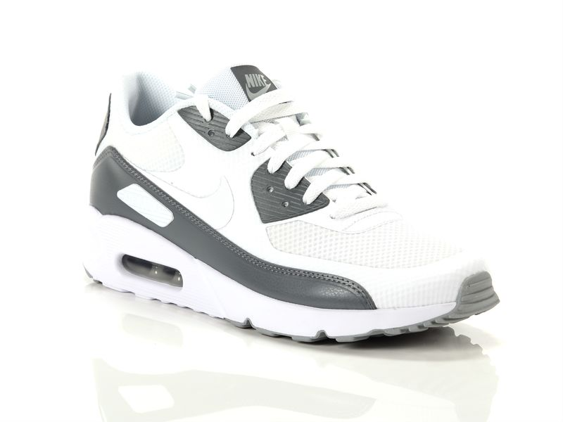 Image of Nike air max 90 ultra 2.0 essential white metallic silver white, 45, 40, 42, 42½, 43 Uomo, NoirNegro