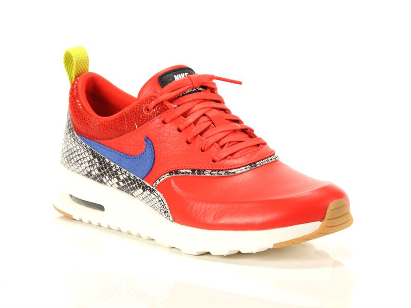 Image of Nike wmns air max thea lx max orange paramount blue, 36 Donna, AzulBleu