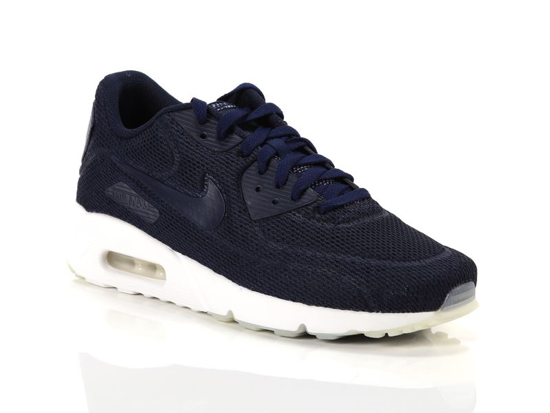 Image of Nike air max 90 ultra 2.0 br midnight navy summit white, 44½, 45, 46, 40, 41, 42, 42½, 43 Uomo, NoirNegro