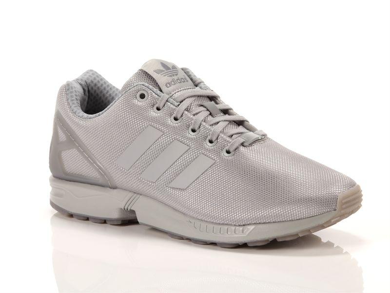 Image of Adidas zx flux grey, 42, 44 Uomo, Negro