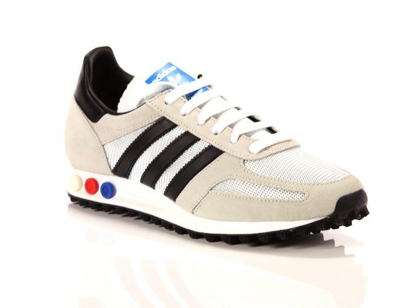Image of Adidas la trainer, 46, 44 Uomo, NoirNegro