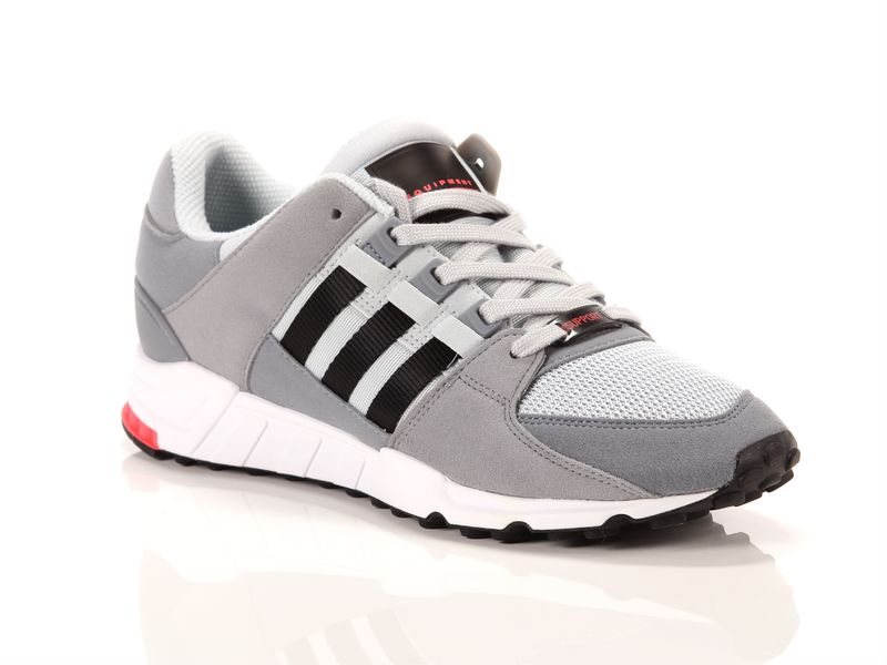 Image of Adidas eqt support rf light onix core black grey, 46 Uomo, Negro