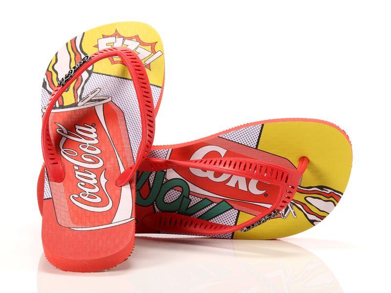 Image of Coca Cola Shoes lata, 41-42, 43-44, 45-46 Uomo,