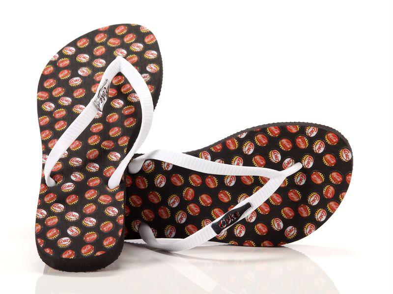 Image of Coca Cola Shoes tampinhas girls, 35-36, 37-38, 39-40, 41-42 Donna,