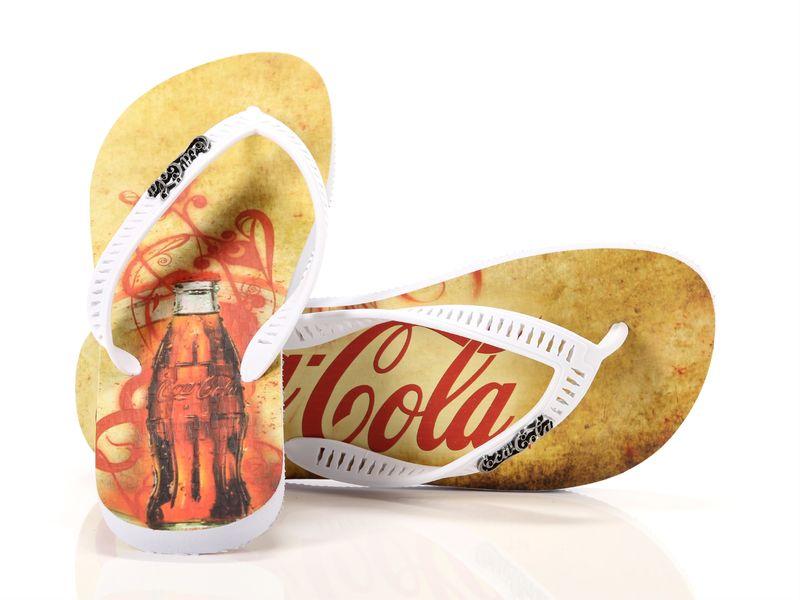 Image of Coca Cola Shoes bottle, 41-42, 43-44, 45-46 Uomo, BleuBluAzulBleu