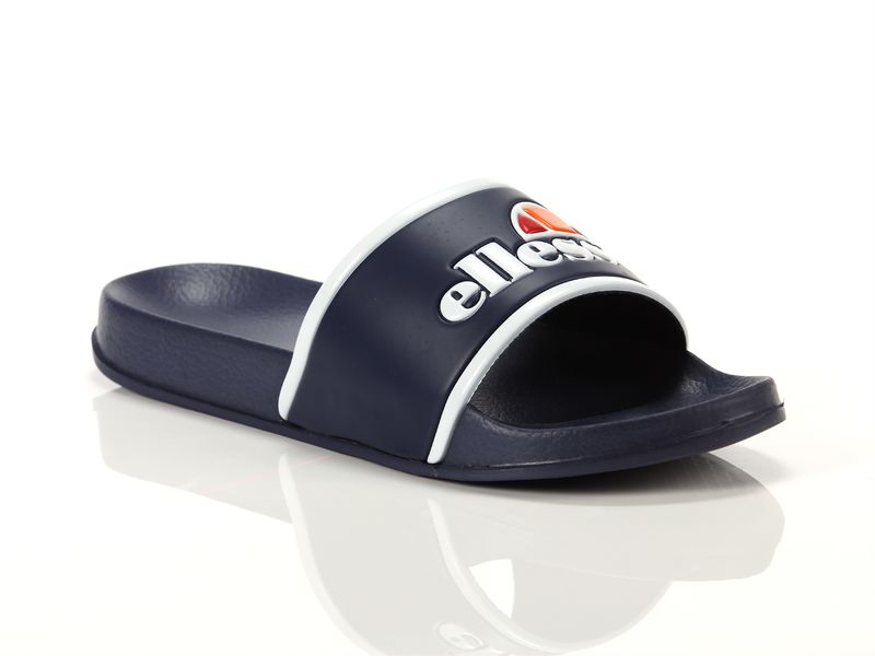Image of Ellesse slide navy, 42 Uomo, Negro