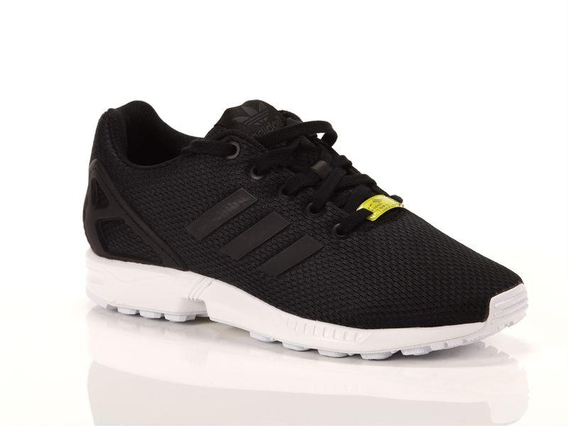 Image of Adidas zx flux k nere, 36 Unisex ragazzi, AzulBleu