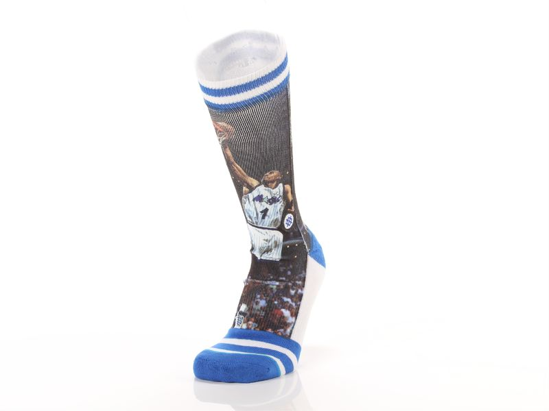 Image of Stance shaq penny sock, 42-47
