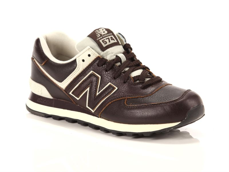 Image of New Balance 574 barrel brown, 44, 42, 43 Uomo, NoirNegro