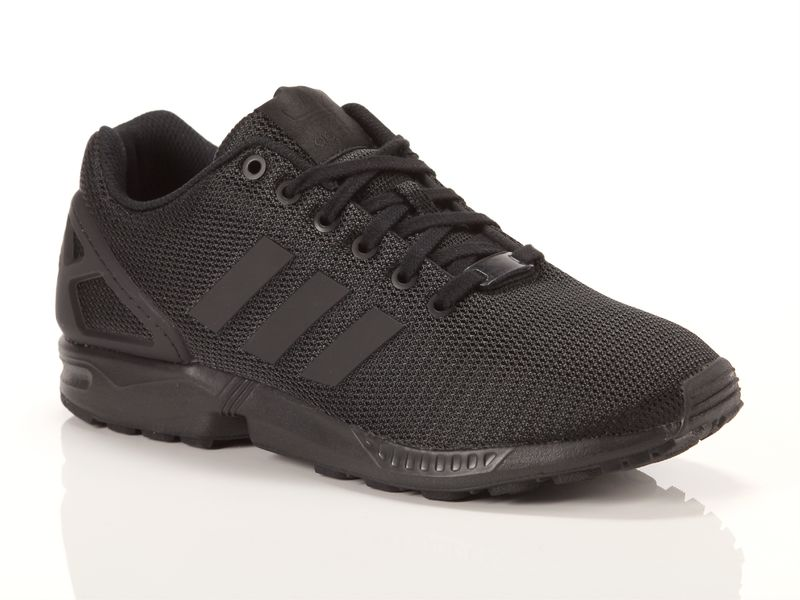 Image of Adidas zx flux, 46, 42, 44 Uomo, Negro