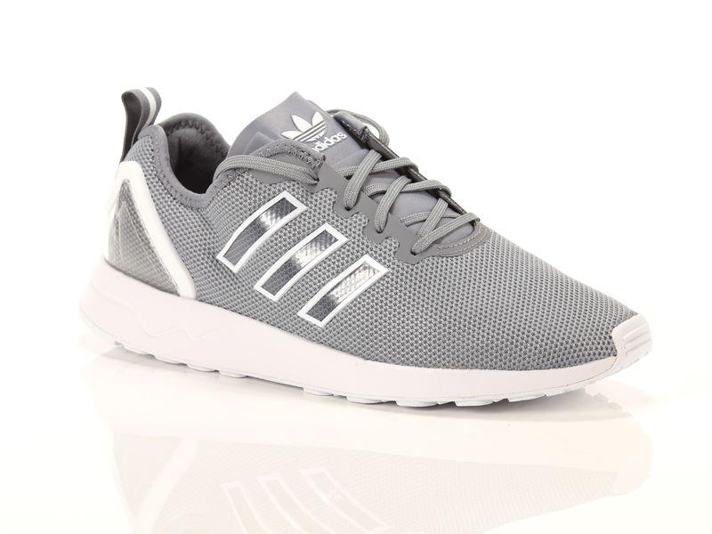 Image of Adidas zx flux adv grigio bianco, 44 Uomo,