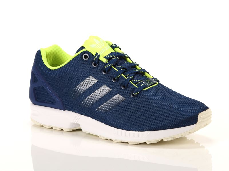 Image of Adidas zx flux blue green, 38