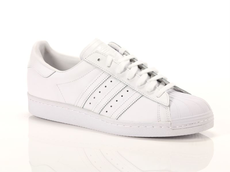 Image of Adidas superstar 80s bianche, 36, 38