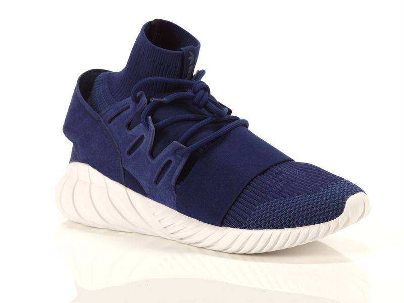 Image of Adidas tubular doom pk blu bianco, 42 Uomo,