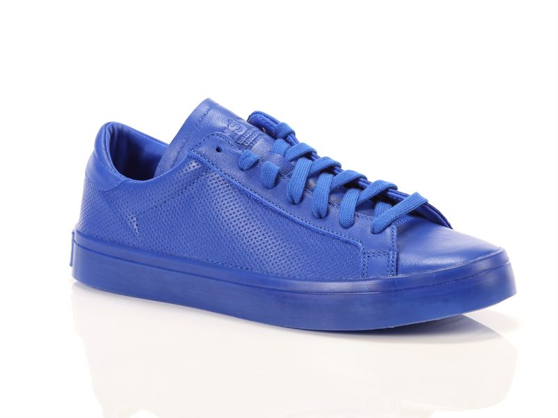 Image of Adidas court vantage adicolor blu, 42