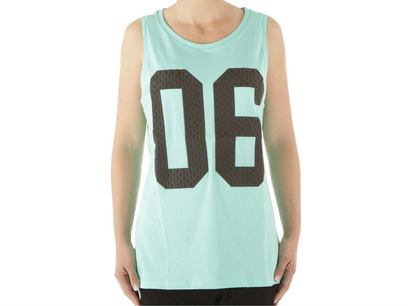 Image of Shop Art tank badgirl 06, L Donna,