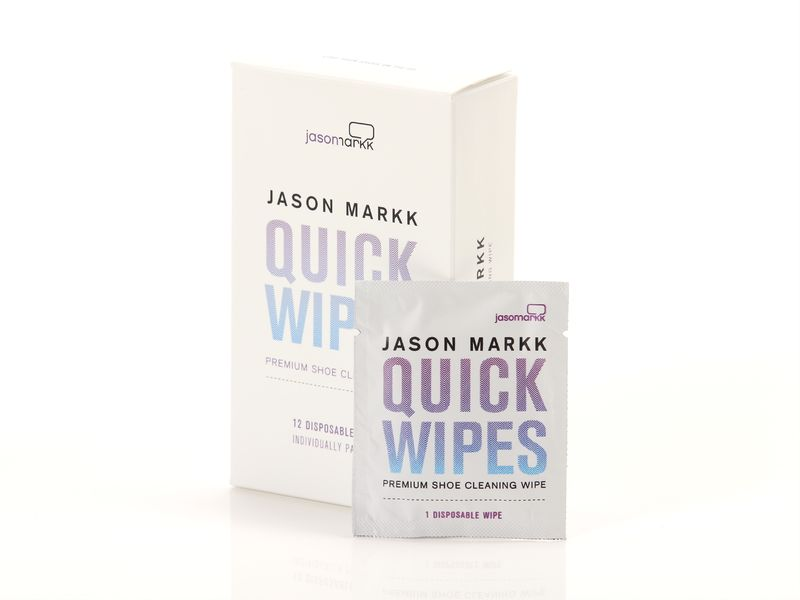 Image of Jason Markk jason markk quik wipes, Negro