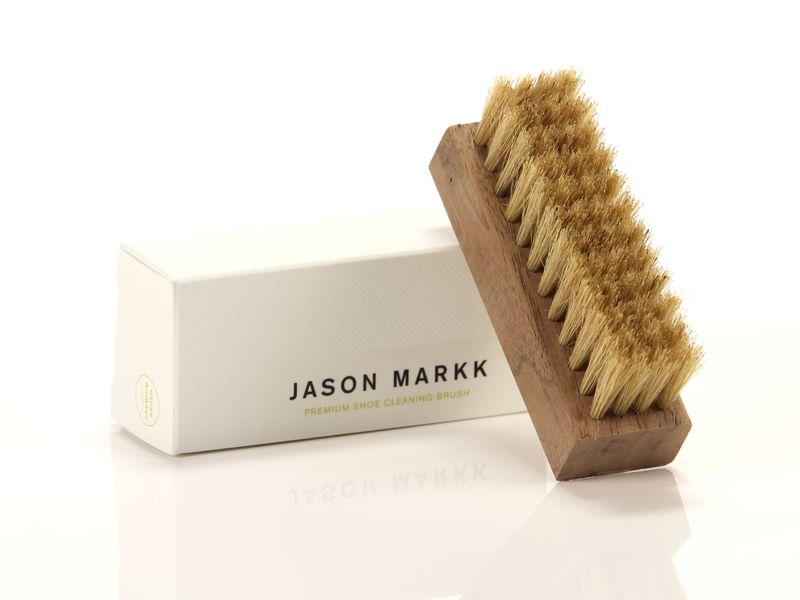 Image of Jason Markk jason markk premium shoe cleaner brush, Noir