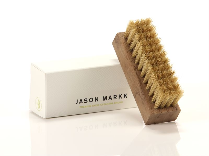Image of Jason Markk jason markk premium shoe cleaner brush, NoirNegro